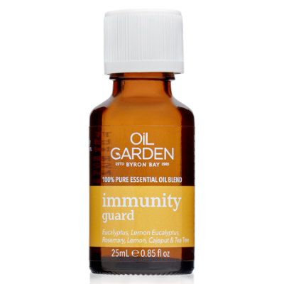 IMMUNITY GUARD ESSENTIAL OIL BLEND 25ml