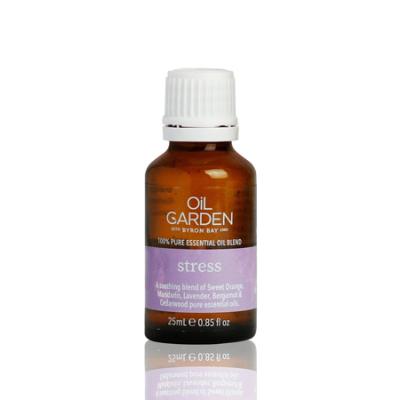 STRESS RELIEF ESSENTIAL OIL BLEND 25ml