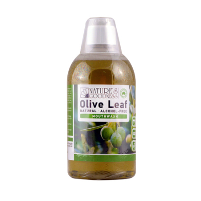 OLIVE LEAF MOUTHWASH 500ml