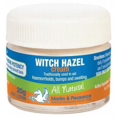WITCH HAZEL HERBAL CREAM 20g *TEMP UNAVAILABLE*