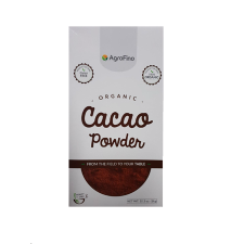 ORGANIC RAW CACAO POWDER 1kg (BX4)