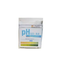 PH TEST STRIPS 5.5-8.0 100pk