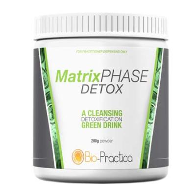 MATRIX PHASE DETOX 200g Complex