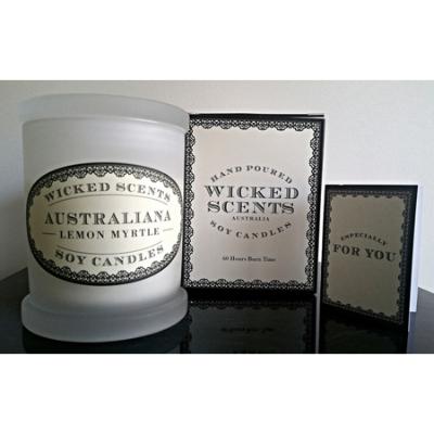 AUSTRALIANA  CANDLE LEMON MYRTLE