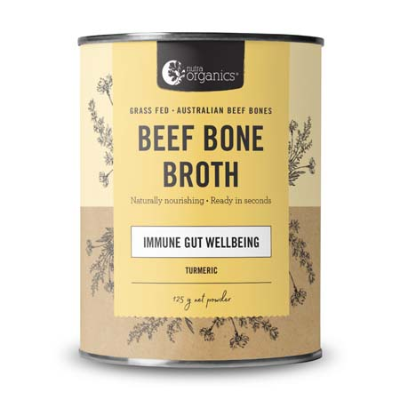 BEEF BONE BROTH POWDER TURMERIC 100g