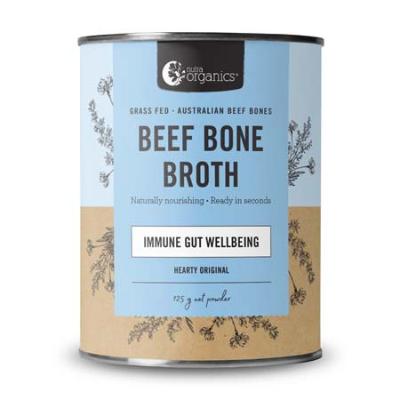 BEEF BONE BROTH POWDER HEARTY ORIGINAL 100g