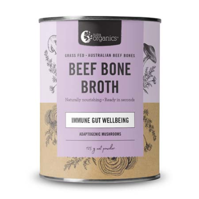 BEEF BONE BROTH POWDER HEARTY MUSHROOM 100g