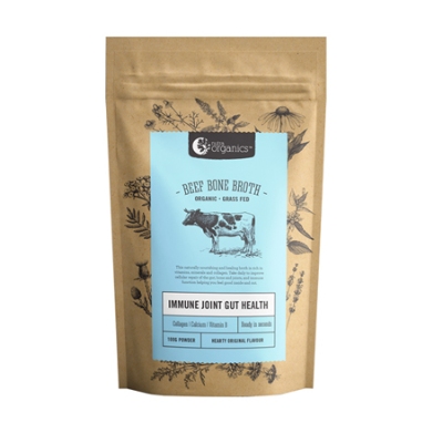 BEEF BONE BROTH POWDER HEARTY ORIGINAL 1Kg*COMMIT TO PURCHAS
