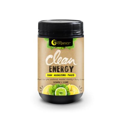 CLEAN ENERGY LEMON & LIME 150g *TEMP UNAVAILABLE*