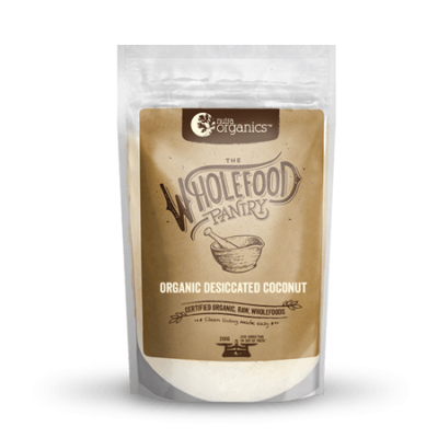 ORGANIC DESICCATED COCONUT 200g