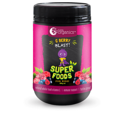 KIDZ SUPER FOODS C BERRY BLAST 200g *DISC*