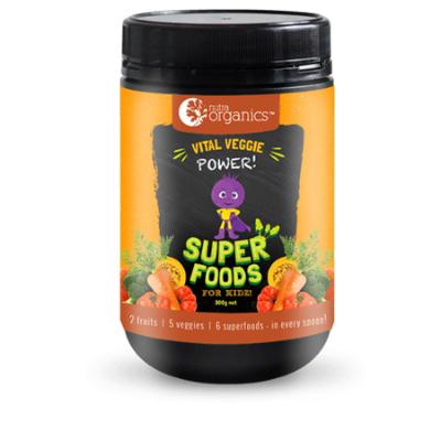 KIDZ SUPER FOODS VITAL VEGGIE 300g *DISC*