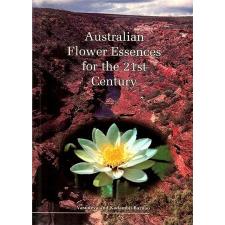 AUSTRALIAN FLOWER ESSENCES 21ST CENTURY BOOK
