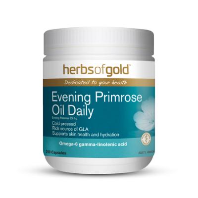 EVENING PRIMROSE OIL 1000 200Caps EPO (Evening Primrose Oil)