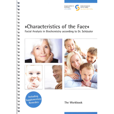 CHARACTERISTICS OF THE FACE By The Institute of Biochemic