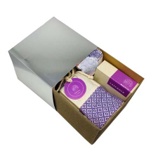 LAVENDER SOAP AND CANDLE GIFT PACK