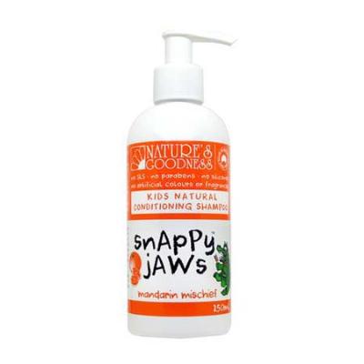 SNAPPY JAWS KIDS CONDITIONING SHAMPOO MANDARIN 250ml