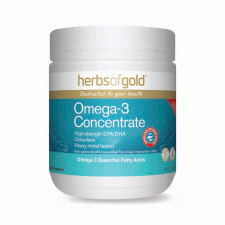 OMEGA-3 CONCENTRATE 200Caps fish oils