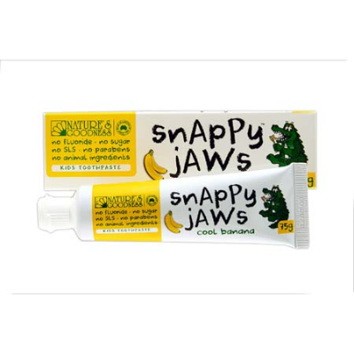 SNAPPY JAWS COOL BANANA TOOTHPASTE 75g