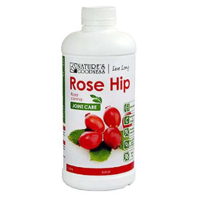 ROSEHIP JOINT CARE JUICE CONCENTRATE 1L Rose hips (Rosa canina)