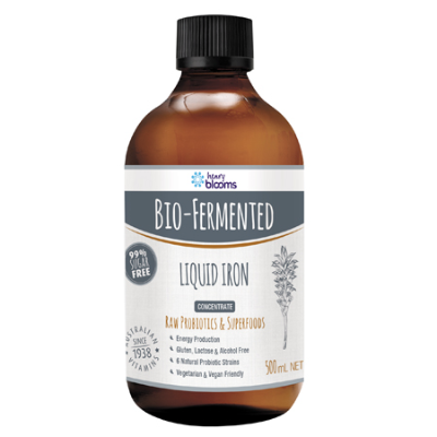BIO FERMENTED LIQUID IRON 500ml *TEMP UNAVAILABLE*