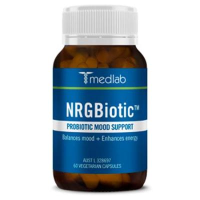 NRGBIOTIC 60Caps