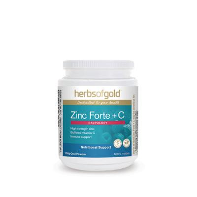 ZINC FORTE + C 100g complex