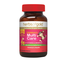 CHILDREN'S MULTI CARE 60Ctabs complex
