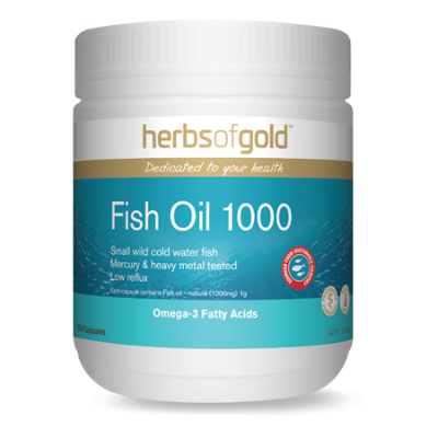 FISH OIL 1000 200Caps fish oils