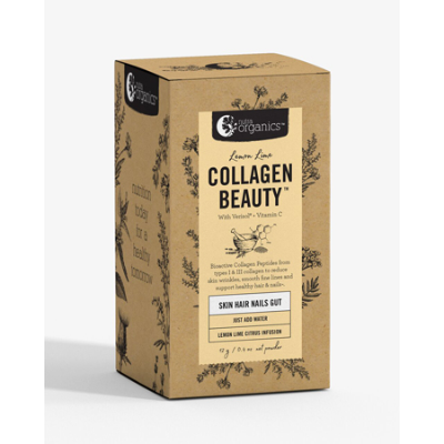 COLLAGEN BEAUTY LEMON LIME 12g 7pk