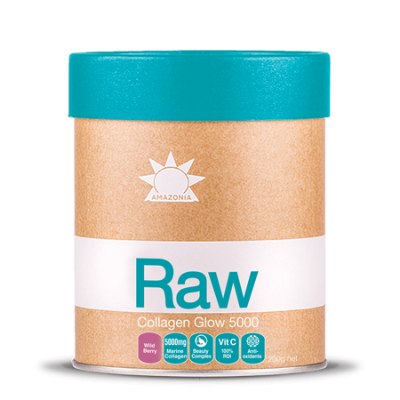 RAW COLLAGEN GLOW 5000 200g