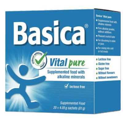 BASICA VITAL PURE 4.05g x20Sch