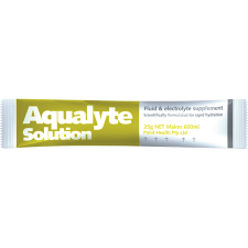 AQUALYTE LEMON LIME 25gx24 sch Sucrose