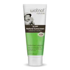 NATURAL SUNSCREEN 30 SPF FOR BABY 100g