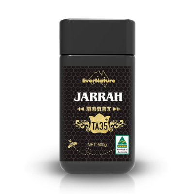 JARRAH HONEY TA 35+ 500g