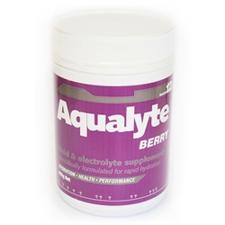 AQUALYTE BERRY 480g Sucrose