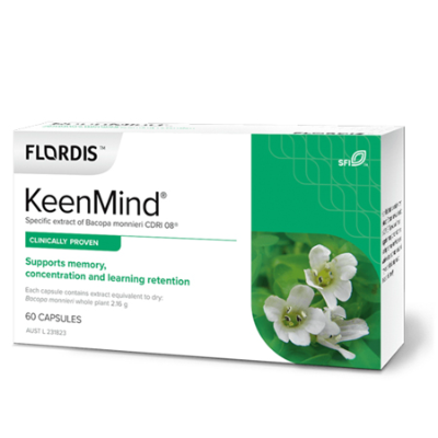 KEENMIND 60Caps Bacopa