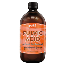FULVIC ACID ORGANIC 500ml