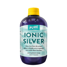 IONIC FORM SILVER 500ml