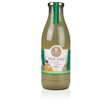 ALOE VERA JUICE WITH MANUKA HONEY GLASS 1L