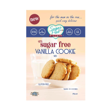 SUGAR FREE VANILLA COOKIE MIX 270g (BX6)