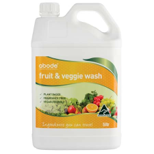 FRUIT & VEGETABLE WASH 5L *TEMP UNAVAILABLE*