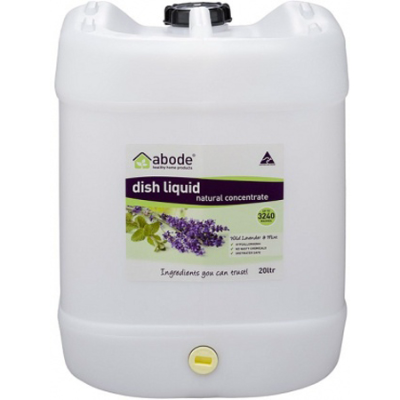 DISHWASHING LIQUID WILD LAVENDER & MINT 20L