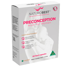 PRECONCEPTION MULTI FOR WOMEN 60Caps