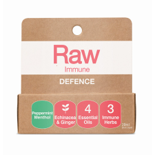 RAW IMMUNE DEFENCE SPRAY PEPPERMINT MENTHOL 20ml