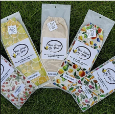 BIRTES BEES WRAPS FUNKY FRUIT 3pk