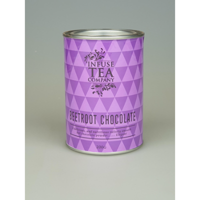 BEETROOT CHOCOLATE TIN 200g