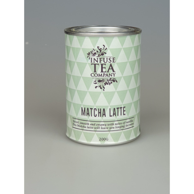 MATCHA LATTE TIN 200g
