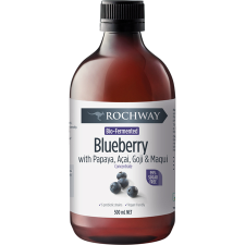 BIO FERMENTED BLUEBERRY CONCENTRATE 500ml