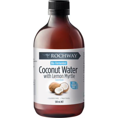 BIO FERMENTED COCONUT WATER CONCENTRATE 500ml